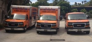 Fire Damage Restoration Fleet